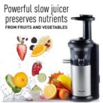 Panasonic Slow Juicer with Frozen Treat Attachment Only $135.12! (Dropped From $220!)