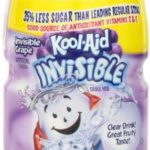 Pack of 4 Kool-Aid Invisible Drink Mix For $6 – $7 w/ Free Shipping