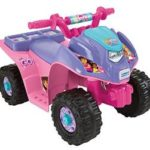 Power Wheels Nickelodeon Dora & Friends Lil Quad Ride-On For Just $45!