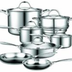 Cooks Standard 12-Piece Multi-Ply Clad Stainless-Steel Cookware Set Just $164.99 Shipped!
