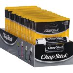 Pack of 12 ChapStick Classic Original Skin Protectant Only $5.32!