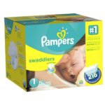 Case Of Pampers Diapers Just $28.27 Shipped For Amazon Family Members!