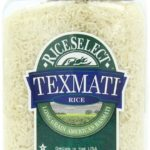 Pack of 4 RiceSelect Texmati White Rice, Long Grain American Basmati 32-Ounce Jars Just $15.39-$18.38 + Free Shipping