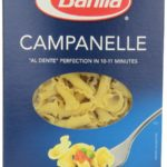 Pack of 12 Barilla Pasta Campanelle 16 Ounce Boxes For $8.20 – $9.17 + Free Shipping