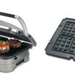Cuisinart GR-4N 5-in-1 Griddler and Waffle Plates Bundle For Only $68.49 Shipped!