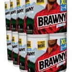 Brawny Pick-A-Size Paper Towels, 16 XL = 32 Regular Rolls For $18.84-21.74 + Free Shipping