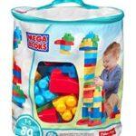 Mega Bloks First Builders Big Building Bag, 80-Piece Set Just $12.88-$12.99