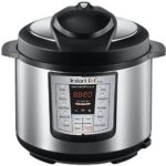 Instant Pot 6-in-1 1000-Watt 6-Quart Programmable Pressure Cooker Only $58 w/ Free Shipping!