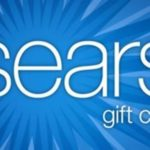 $100 Sears Gift Cards For $88