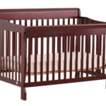 Stork Craft Modena 4 in 1 Fixed Side Convertible Crib Just $179.88 Shipped