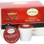 6 Boxes (72) of Twinings of London English Breakfast Tea K-Cups Just $18.78-$21.00 + Free Shipping!