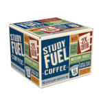 Study Fuel 42-Count Medium Roast Coffee K-Cups Just $9.99 w/ Free Shipping