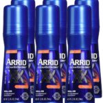 Pack of 6 Arrid XX Roll On Antiperspirant Deodorant For Only $5.50-$6.15 + Free Shipping!