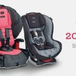 Today Only: 20% Or More Off Select Britax Car Seats – Record Low Prices