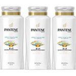 Pack of 3 Pantene Pro-V Smooth and Sleek Shampoo 25.4 fl oz Bottles Just $9.91! ($3.03 Per Bottle)