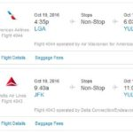 Delta / American: Fly From NYC to Montreal For Just $66 or From Montreal to NYC For Just $93
