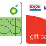 $100 ExxonMobil and BP Gas Cards For Only $92!