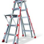 Little Giant Alta One 22 Foot Ladder with Work Platform Only $161 Shipped! (Reg. $260-$300)