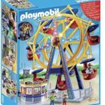 PLAYMOBIL Ferris Wheel with Lights Set Only $36!