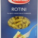 12 Boxes of Barilla Pasta Rotini Shape For $10.20-$11.40 + Free Shipping