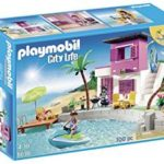 PLAYMOBIL Luxury Beach House Playset For Only $17.99!