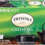 6 Boxes (72 Total) Twinings of London K-Cup Green Tea Just $10.19-$11.39 + Free Shipping! (Only 14¢-16 Per K-Cup!)
