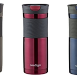 Contigo SnapSeal Byron Vacuum Insulated Stainless Steel Travel Mugs On Sale Today From Just $8.99!