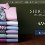 Charles Tyrwhitt Dress Shirts On Sale For $29.95 + Get FREE Tie With Purchase!