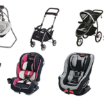 Today Only: Save Up To 40% On Select Graco Car seats, Strollers, High Chairs, Playards and More!