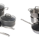 Save On Two Select Highly Rated Cuisinart Cookware Sets