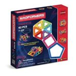 Magformers Standard Set (62-pieces) For $59.99 w/ Free Shipping