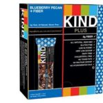 KIND Bars, Blueberry Pecan + Fiber Bars, 12 Count Just $8.80-$9.83 + Free Shipping!