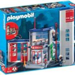PLAYMOBIL Fire Station For Only $27.20!! (Reg. $80!)