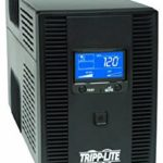 Tripp Lite 1500VA UPS Back Up w/ LCD Display, 10 Outlets, 120V 900W, Tel & Coax Protection For Just $119.92 Shipped!