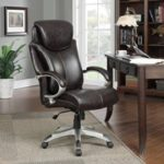 Serta Big and Tall Air Health and Wellness Executive Office Chair For Only $161.68 w/ Free Shipping