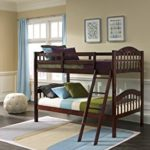 Storkcraft Solid Hardwood Twin Bunk Bed Just $179.88 w/ Free Shipping