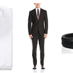 Take An Extra 25% Off Men's Suits, Pants, Shirts, Ties and Belts at Amazon