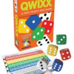 Qwixx – A Fast Family Dice Game Just $6.07