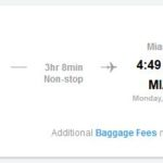 United / American: Fly Between New York and Miami For $56 Each Way (Or Just 3,740 Points)