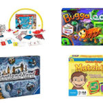 Save up to 40% on select Ravensburger and Wonder Forge games at Amazon!
