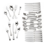 Lenox 18/10 Stainless Steel Flatware Sets On Sale From Only $64.97 w/ Free Shipping!