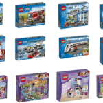 Amazon: Buy One Get One 40% Off Already Discounted Lego City, Lego Friends, Duplo and Ninja Sets!