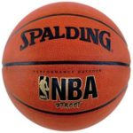 Spalding NBA Street Basketball Just $9.35