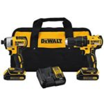 DEWALT 20V MAX Compact Brushless Drill and Impact Combo Kit Just $199 Shipped