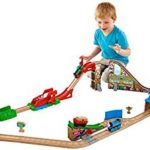 Fisher-Price Thomas the Train Wooden Railway Race Day Relay Set Only $69.99 Shipped!