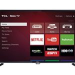TCL 32-Inch 720p Roku Smart LED TV Just $125 Shipped!