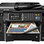 Epson WorkForce Wireless Color All-in-One Inkjet Printer with Scanner and Copier Just $84.99 Shipped!