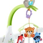 Fisher-Price Woodland Friends 3-in-1 Musical Mobile Just $11.56