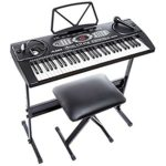 Alesis Melody 61-Key Portable Keyboard Bundle with Stand, Bench, and Headphones Just $89.99 Shipped