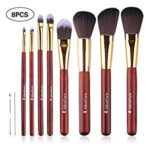 8-Piece Professional Makeup Brush Set For Just $4 After Code